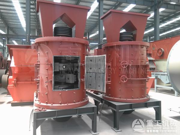 立式板锤复合制砂机打河卵石投资项目预算